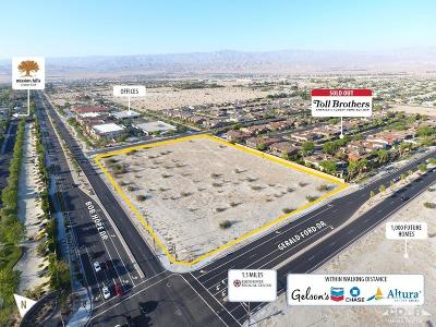 Rancho Mirage Residential Lots & Land For Sale: Bob Hope Drive