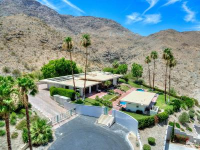 Rancho Mirage Single Family Home Contingent: 40785 Smoketree Lane
