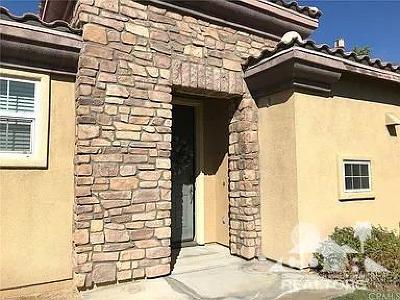 Indio Single Family Home For Sale: 82144 Keitel Street