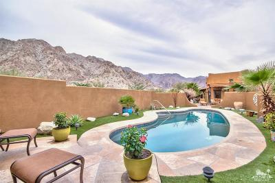 La Quinta Single Family Home For Sale: 54140 Avenida Montezuma
