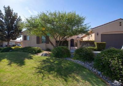Esplanade Single Family Home For Sale: 79725 Corte Nuevo
