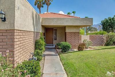 Palm Springs Condo/Townhouse For Sale: 2900 Sunflower Circle East