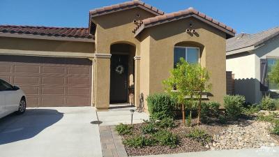 Indio Single Family Home For Sale: 85649 Adria Drive