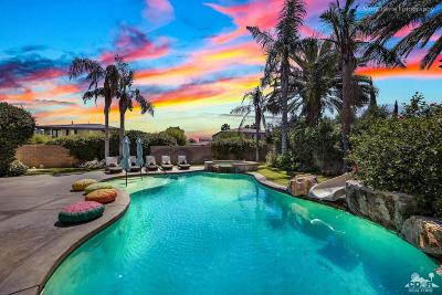 Indio Single Family Home For Sale: 80649 Plum Lane