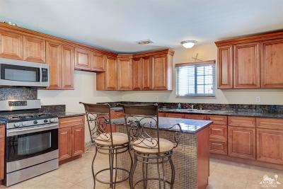 Indio Single Family Home Contingent: 82156 Lemon Grove Avenue