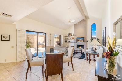 Palm Desert Condo/Townhouse Contingent: 73442 Irontree Drive