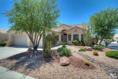 Palm Desert Single Family Home Contingent: 78139 Kistler Way