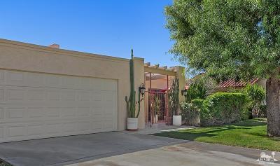 Rancho Mirage Condo/Townhouse For Sale: 37866 Los Cocos Drive West