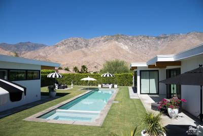 Palm Springs Single Family Home For Sale: 3140 Marigold Circle