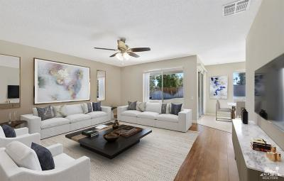 Palm Desert Single Family Home Contingent: 43420 Palmilla Circle