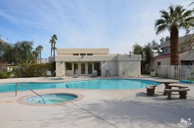 Rancho Mirage Condo/Townhouse Contingent: 34091 E Denise Way East