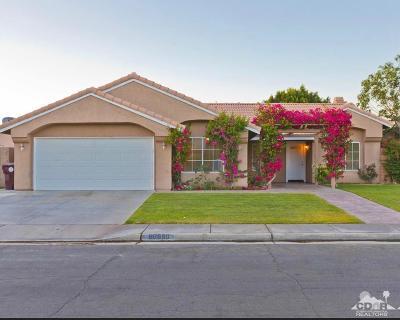 Indio Single Family Home For Sale: 80690 S Veranda Lane South