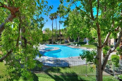 Palm Springs Condo/Townhouse For Sale: 2820 N Arcadia Court #209B