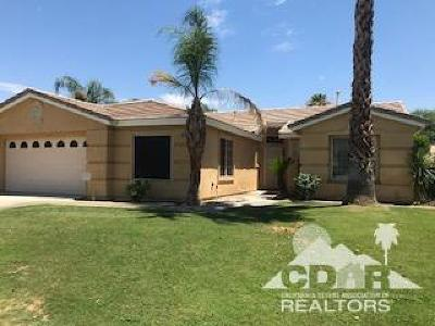 La Quinta Single Family Home For Sale: 45480 Coldbrook Lane