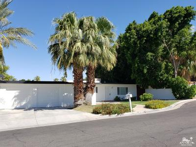 Rancho Mirage Single Family Home For Sale: 41618 Morningside Court