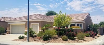 Palm Desert Single Family Home For Sale: 78992 Yellen Drive