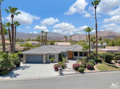 Palm Desert Single Family Home For Sale: 48551 Shady View Drive