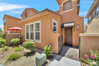La Quinta CA Single Family Home For Sale: $345,900