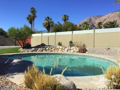 Palm Springs Single Family Home For Sale: 2280 N Girasol Avenue