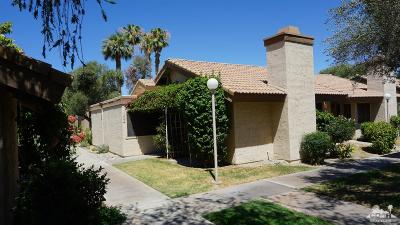 Indio Condo/Townhouse For Sale: 47395 Monroe Street #169