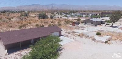 Palm Springs Single Family Home For Sale: 64665 Thumb Drive