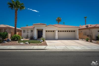 Palm Desert Single Family Home For Sale: 40644 Palm Court