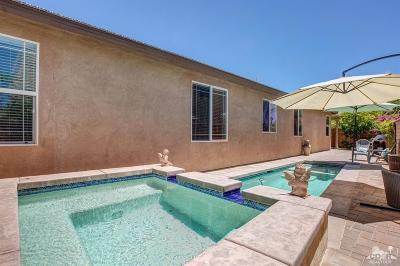 Indio Single Family Home For Sale: 80517 Denton Drive