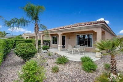 Indio Single Family Home For Sale: 41446 Calle Los Arcos