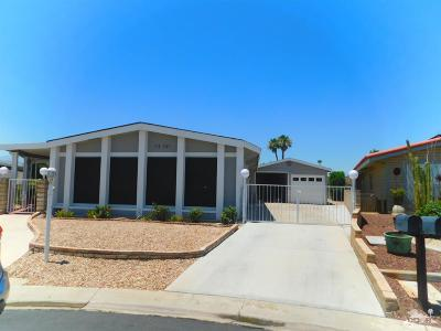 Palm Desert Greens Mobile Home For Sale: 73341 Brown Rabbit Drive