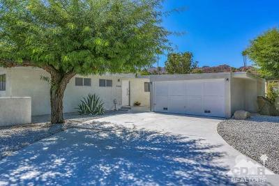 Rancho Mirage Single Family Home For Sale: 71695 Tunis Road