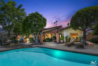Indian Wells Single Family Home Contingent: 75654 Via Serena