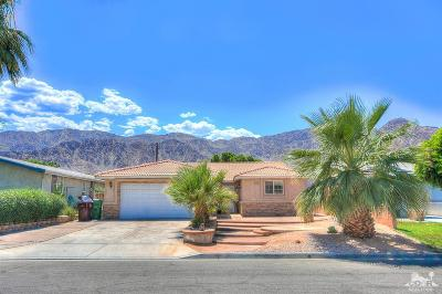 La Quinta CA Single Family Home For Sale: $300,000