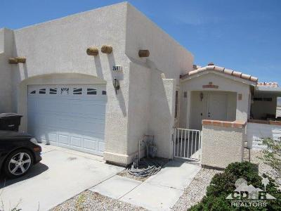 Blythe Single Family Home For Sale: 2583 Fairway Drive