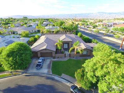 Rancho Mirage Single Family Home For Sale: 12 Buckingham Way