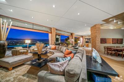 Rancho Mirage Single Family Home For Sale: 45 Sky Ridge Road