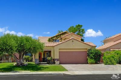 Indio Single Family Home For Sale: 46377 Willow Lane