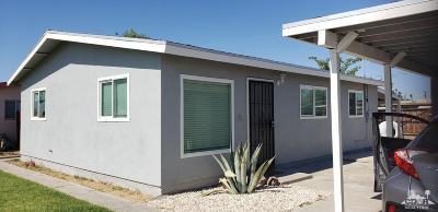 Blythe Single Family Home For Sale: 411 S 7th Street