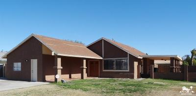 Indio Single Family Home Contingent: 43395 Zuni Court