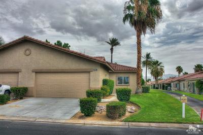 Indio Condo/Townhouse Contingent: 82398 Lancaster Way