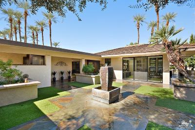Rancho Mirage Single Family Home For Sale: 62 Colgate Drive