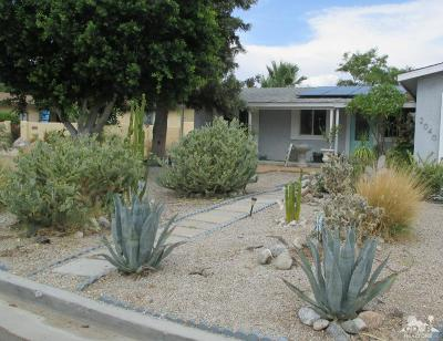 Palm Springs Single Family Home For Sale: 2040 Jason Court