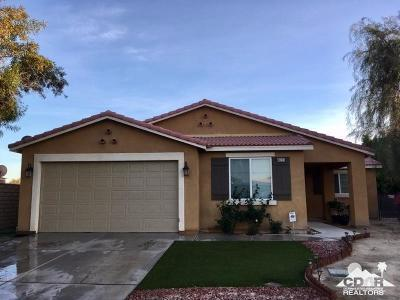 Indio Single Family Home For Sale: 83271 Corte Presidente