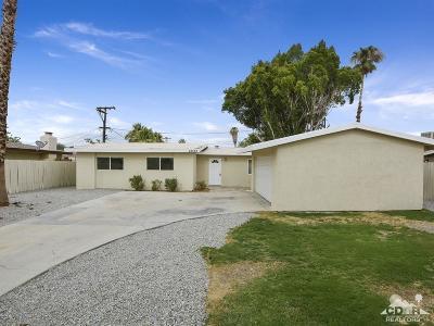 Palm Desert Single Family Home For Sale: 42564 Rebecca Road