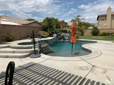 Indio Single Family Home Contingent: 37503 Haweswater Road