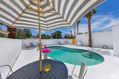 Palm Desert Country Single Family Home Contingent: 76774 Florida Avenue