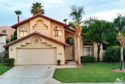 La Quinta Single Family Home For Sale: 49125 Serenata Court