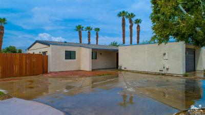 Indio Single Family Home Contingent: 81540 Rosemary Court