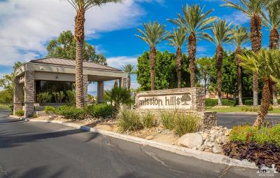 Rancho Mirage Condo/Townhouse Contingent: 8 Colonial Drive