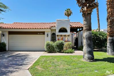 La Quinta Condo/Townhouse For Sale: 78032 Calle Norte