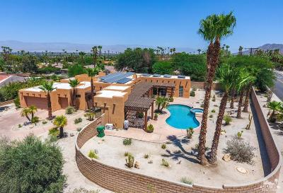 Palm Desert Single Family Home For Sale: 72725 Joshua Tree Street